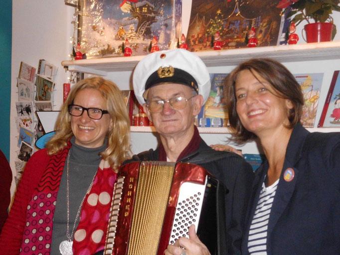 Martina, Willi, Anke