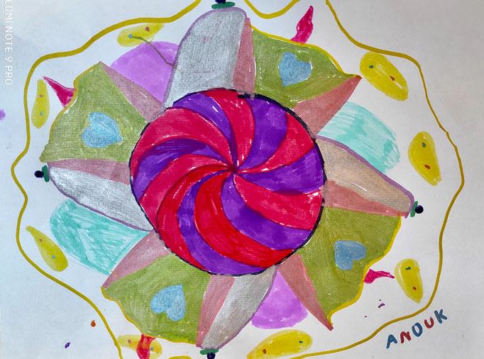 Blume für Noah von Anouk ❤
