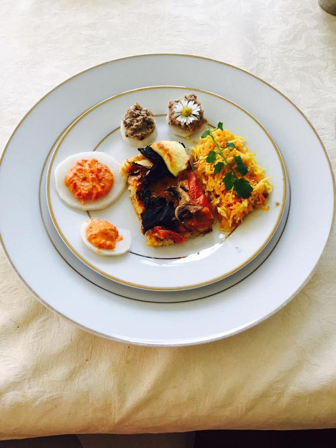 repas savoureux, santé, détox
