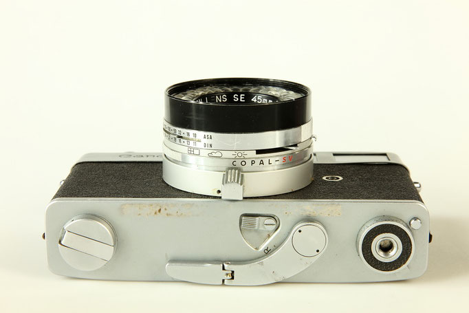 CANON Canonet © by engel-art.ch
