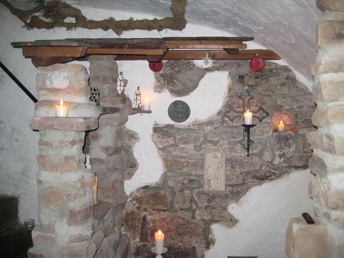 """Die Kapelle der """"Heiligen Hildegard"""""""