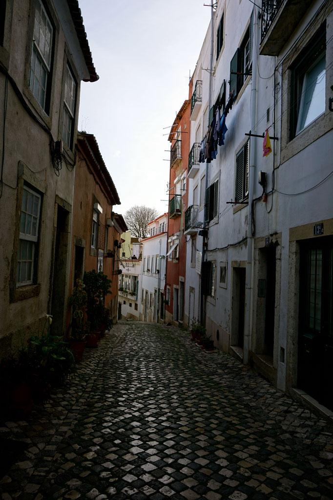 Alfama ist eines der ältesten Stadtviertel von Lissabon