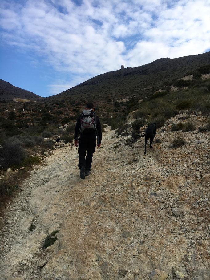Wanderung am Cabo de Gata