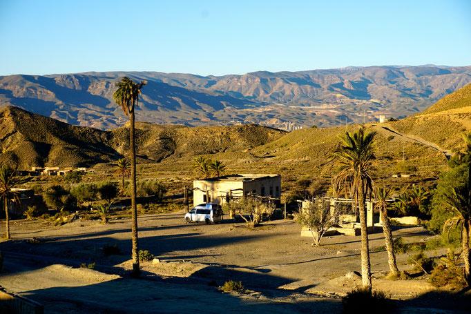 und Almeria ist nur 30 km Entfernt