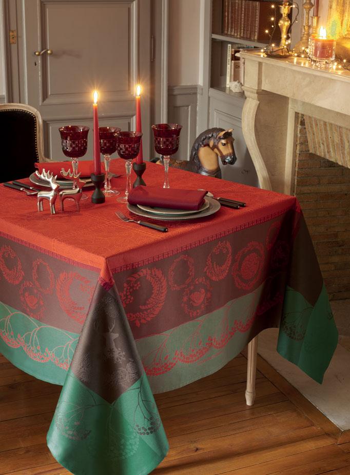 Garnier Thiebaut, Tischwäsche