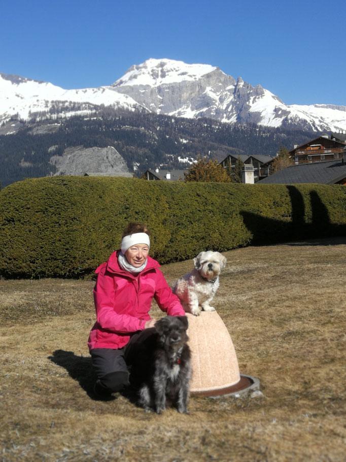 Bonita und Dolly + Marianne Maurer