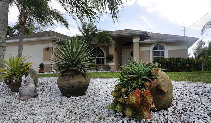 Villa Tropical Breeze - Eingangsbereich