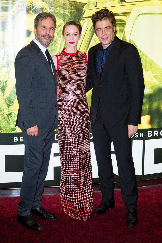 Sicario - Denis Villeneuv - Emily Blunt - Benicio Del Toro - kulturmaterial © STUDIOCANAL Film