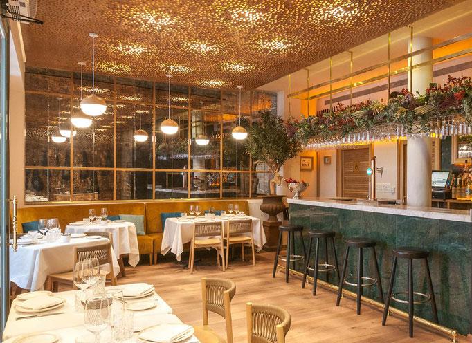 Reformas de restaurantes   RESTAURANTE 5 JOTAS JORGE JUAN