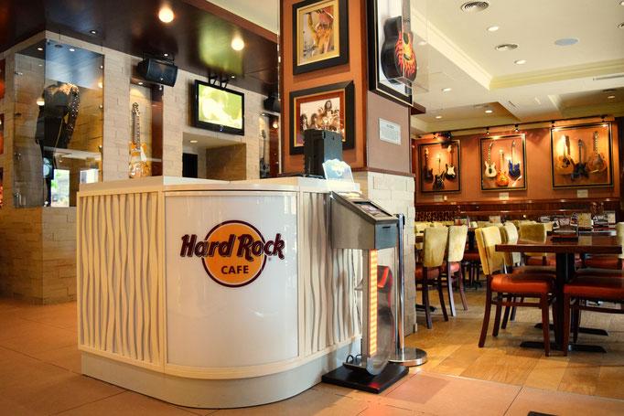 Reformas de restaurantes     RESTAURANTE HARD ROCK CAFE MADRID