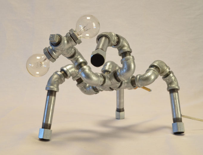 Sprite-In-Motion actually makes galvanized pipe could look fluid!