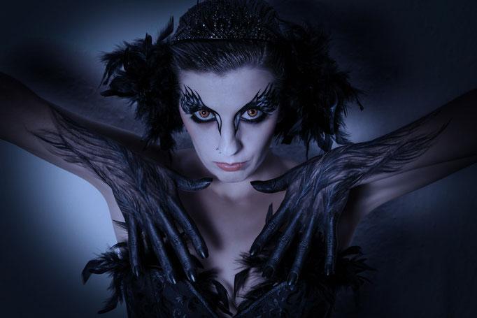 Cisne Negro, un proyecto fotográfico de Víctor Cruz