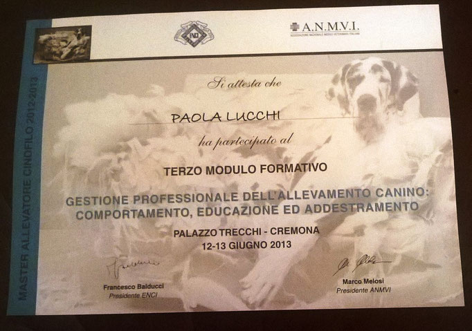 Gestione professionale dell'allevamento canino comportamento, educazione ed addestramento