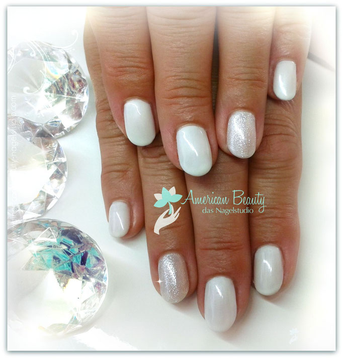 'Glitz & Glam' - Gel Modellage