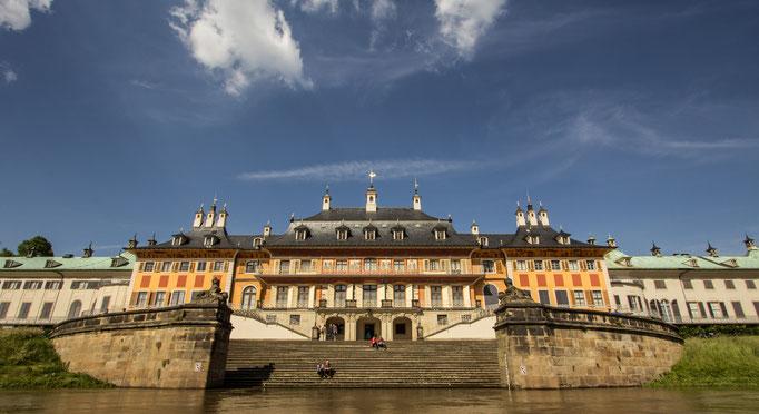Schloss Pillnitz. Dresden.