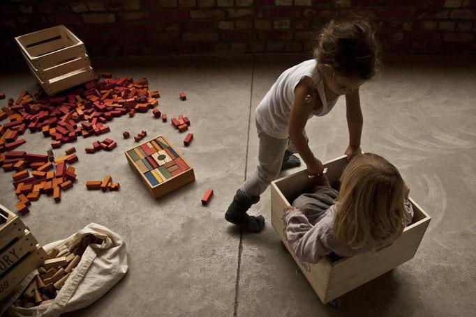 Öco Spielzeug aus Holz