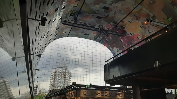 Markthalle, Rotterdam