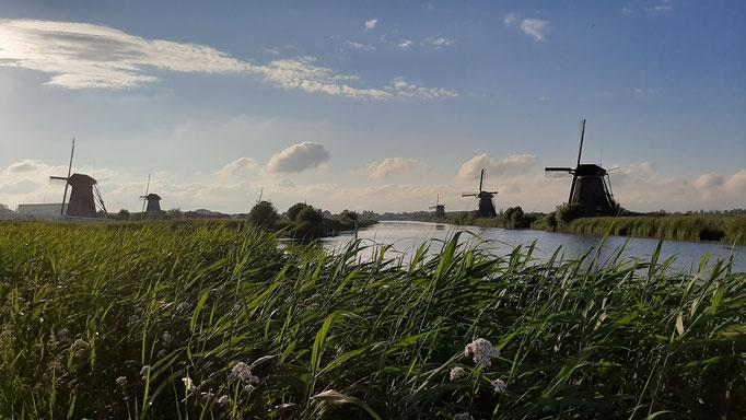 Kinderdjik, Niederlande