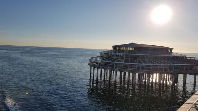 Das Pier, Strandweg, Den Haag
