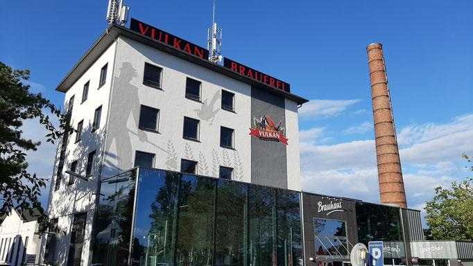 Vulkan Brauerei, Mendig Deutschland