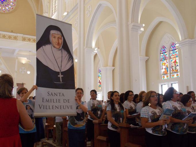 Missa em Ação de Graças encerra atividades da 1ª Festa de Santa Emilie em Petrolina