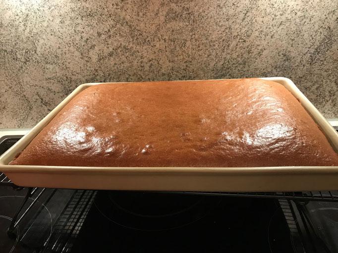 Gewürzschnitten Kuchen vom großen Ofenzauberer von Pampered Chef®