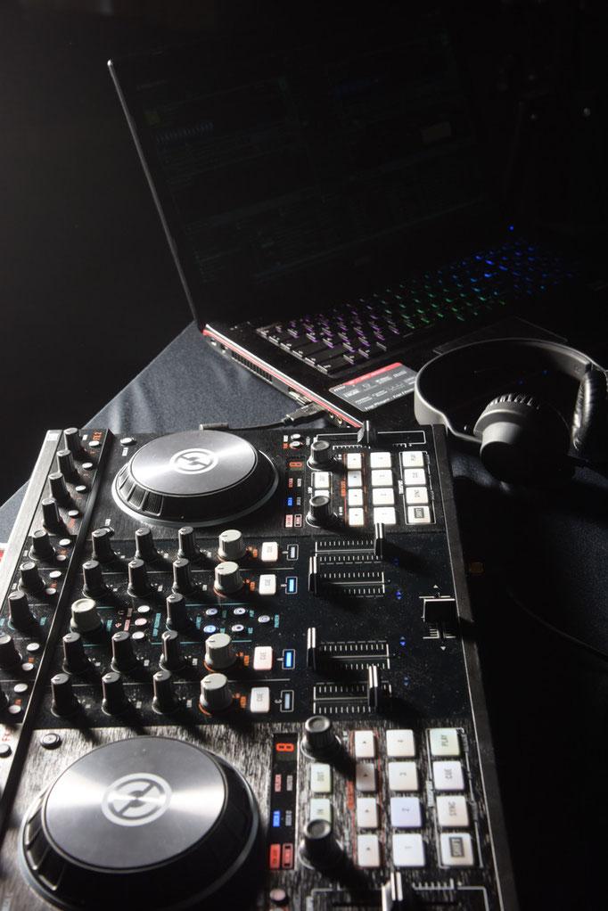 Das Werkzeug eines DJ