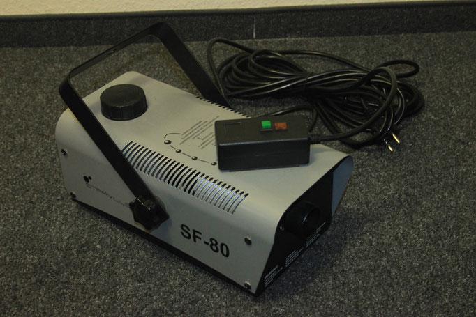 Nebelmaschine SF-80 10€/Tag