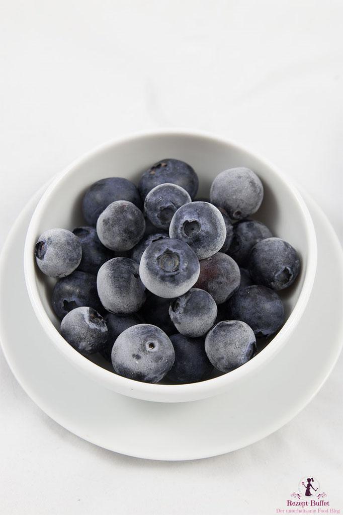 Blaubeeren gehören einfach zur Low Carb Ernährung