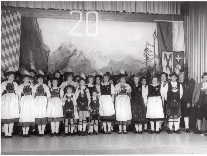 1986: das 20jährige Jubiläum