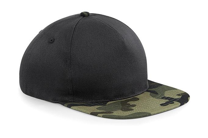 Black/Jungle Camo