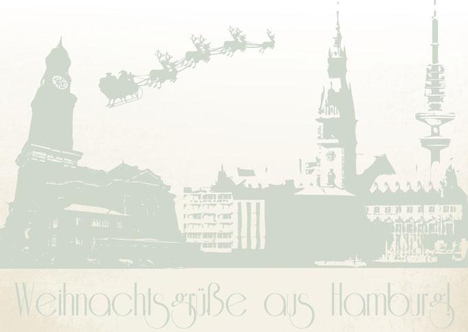 Weihnachtsgrüsse HH WK 0046