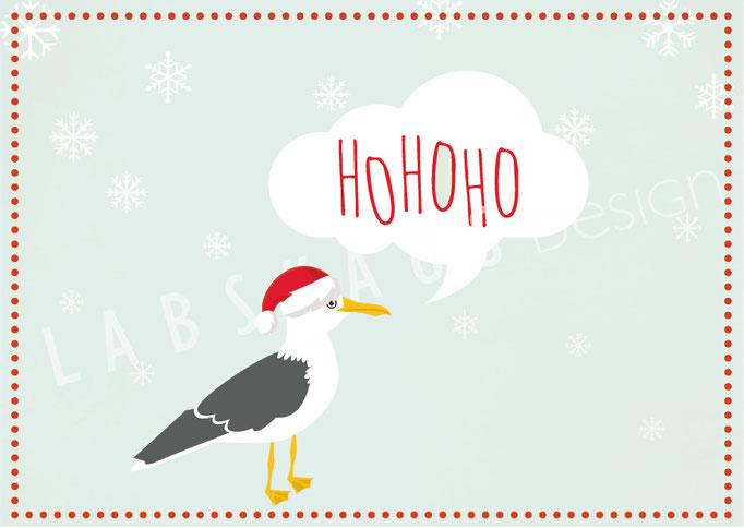 Weihnachtsmöwe WK 0065