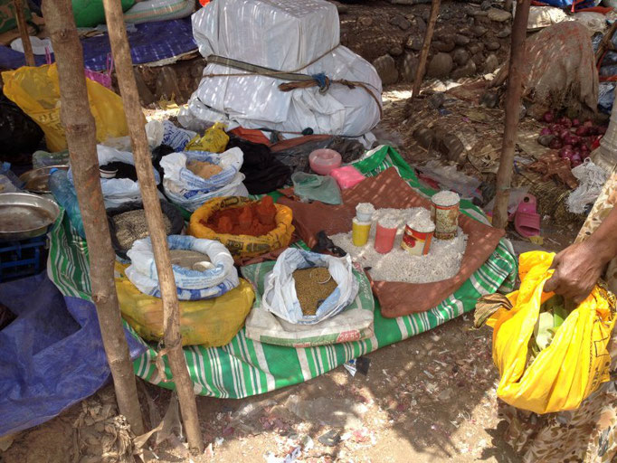 Des épices éthiopiennes ...