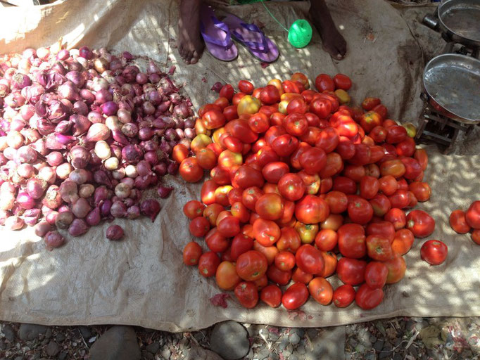 Tomates d'Arba Minch. Voyage Séjour Trek Trekking Randonnée Road Trip en Ethiopie Visite de la Vallée de l'Omo en Ethiopie Arba Minch