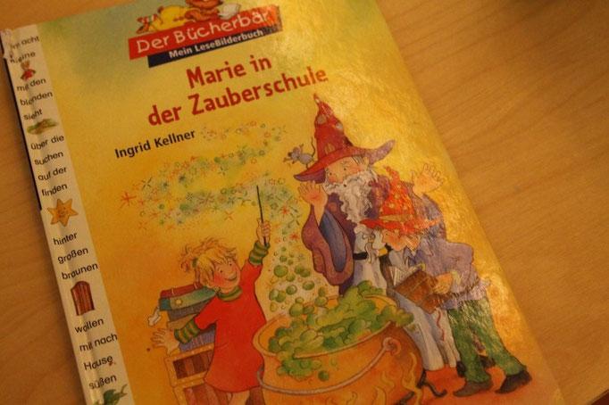 Marie in der Zauberschule