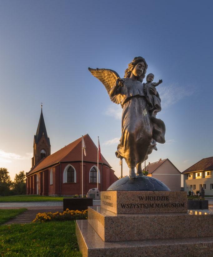 Nowe Warpno, Polen