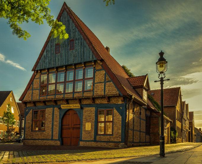 Historisches Fachwerkhaus, Otterndorf