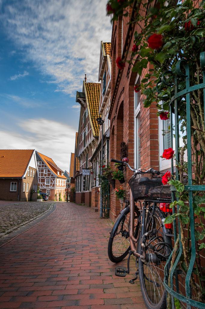Rosen und Rad, Otterndorf