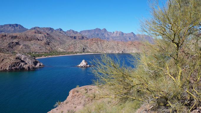 Agua Verde ; Basse-Californie ; Mexique. Voyage Maxime Lelièvre