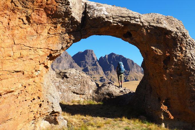 Parc du Sehlabathebe ; Lesotho. Voyage Maxime Lelièvre