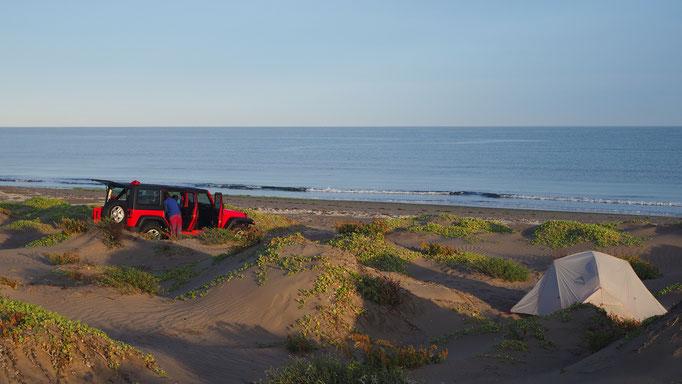 Au nord de la Paz ; Basse-Californie ; Mexique. Voyage Maxime Lelièvre