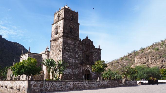 San Javier ; Basse-Californie ; Mexique. Voyage Maxime Lelièvre