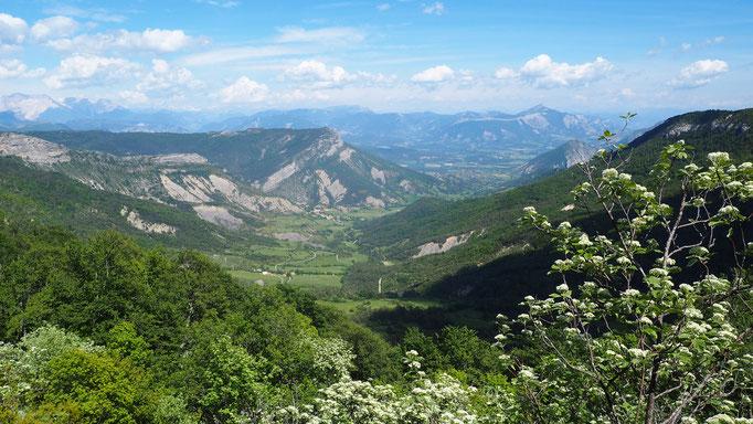 Boucle de 2 jours depuis Sigottier ; Buëch ; Baronnies Provençales. Voyage Max de Nature
