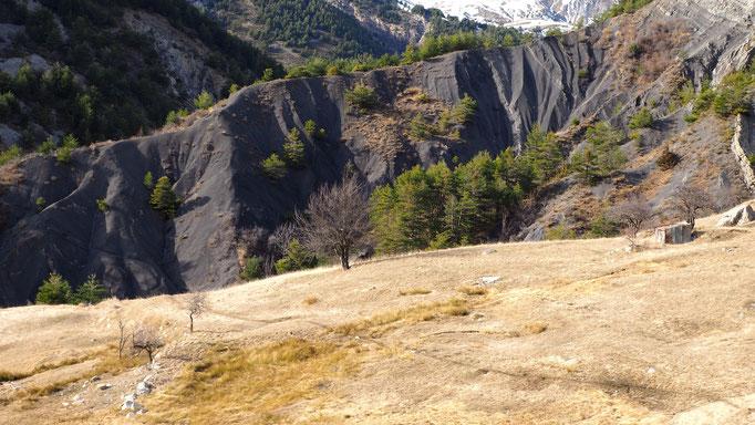 Entre le Vernet et Prads-Haute-Bléone ; Alpes du Sud. Voyage Max de Nature