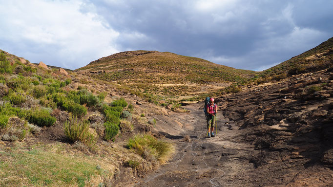 Entre Semonkong et Malealea ; Lesotho. Voyage Maxime Lelièvre
