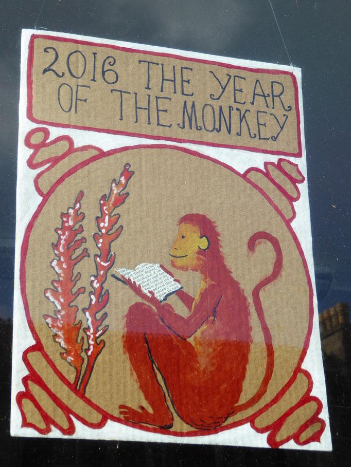 February 2016 - Monkeys