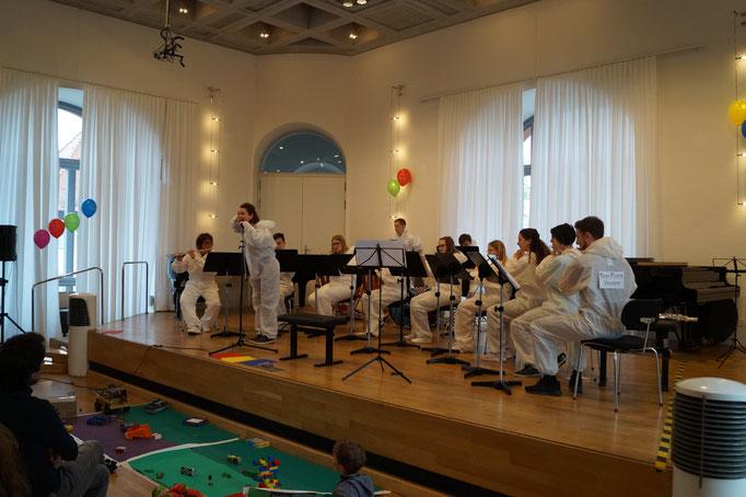 Musikvermittlungsprojekt beim Kindermusikfest Karlsruhe, 2018