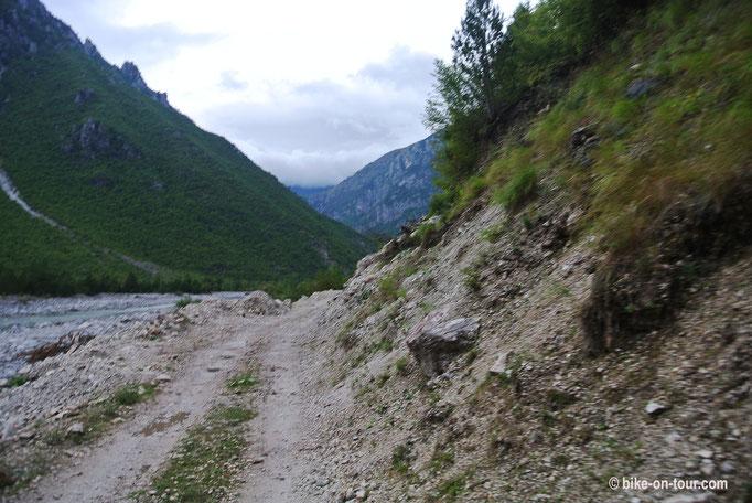Balkan 2014 • Albanien • Theth Runde