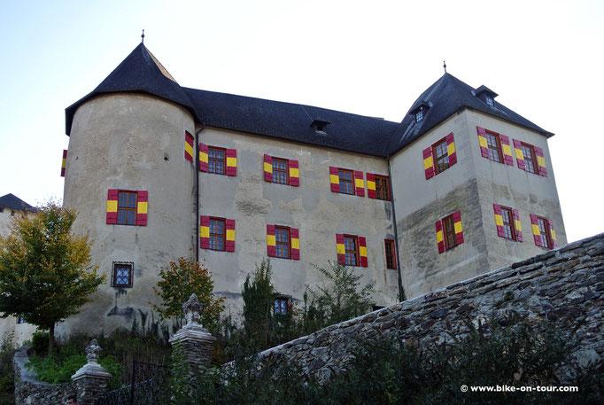 Burgenland, Burg Lockenhaus